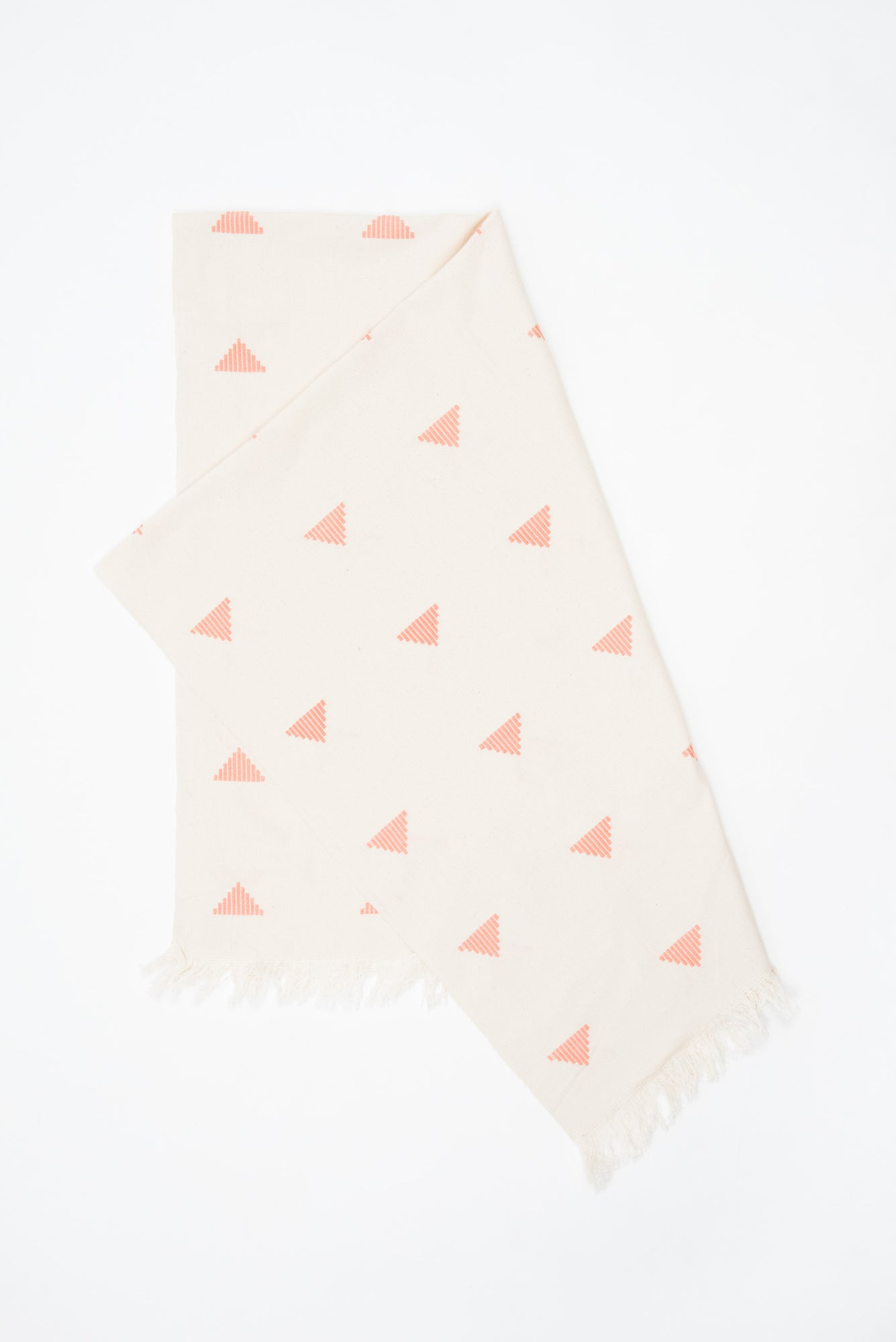 Big Sur Pink Triangle Blanket