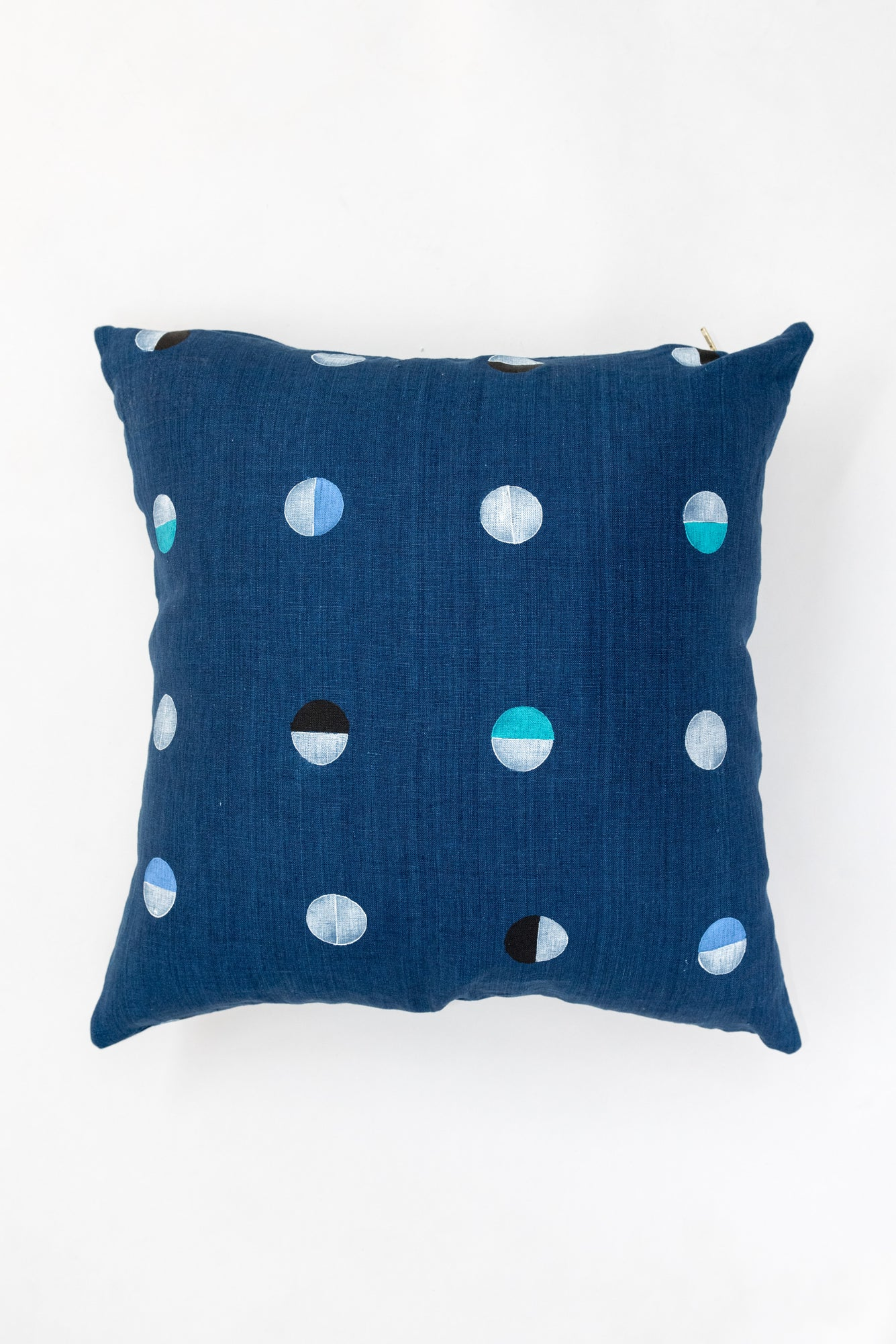 Joshua Tree Indigo Moons Pillow