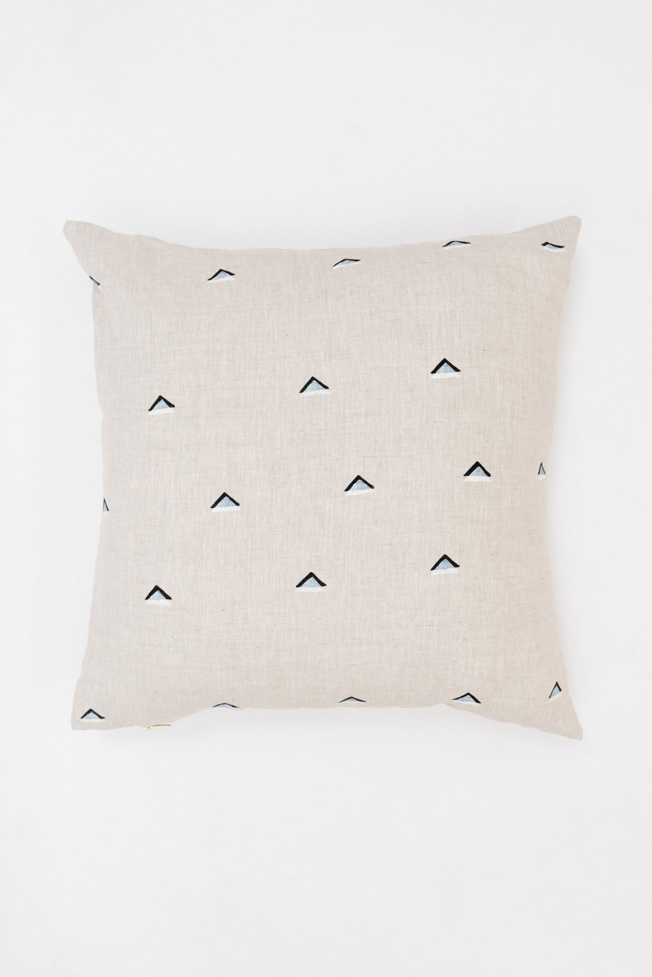 Double Triangle Pillow