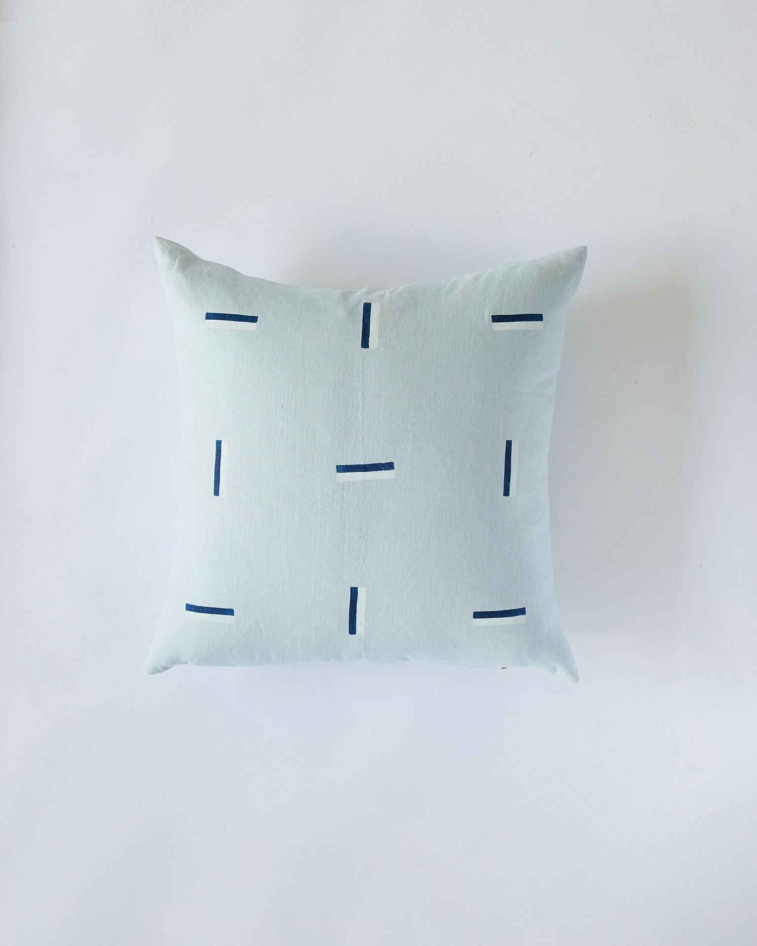 Icehouse Sky Pillow