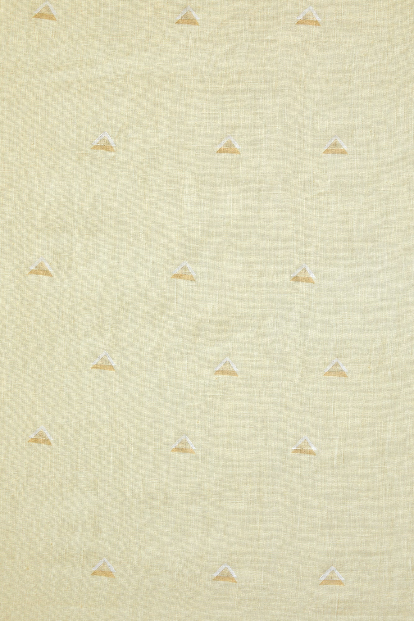 Double Triangle Sun - Fabric By The Yard