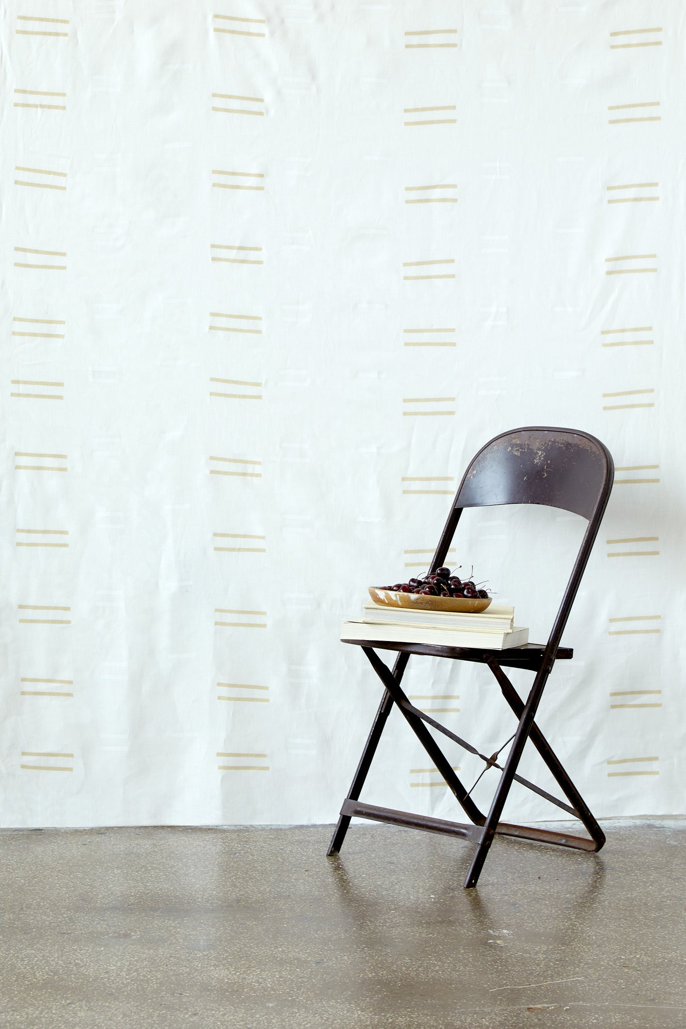 Oaxaca Maize on White - Fabric By The Yard