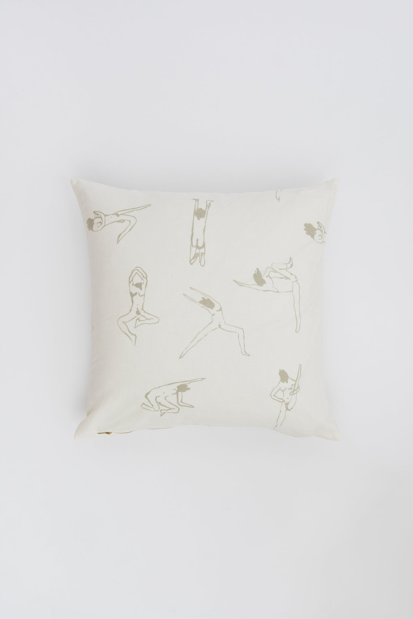 Naked Ladies Pillow