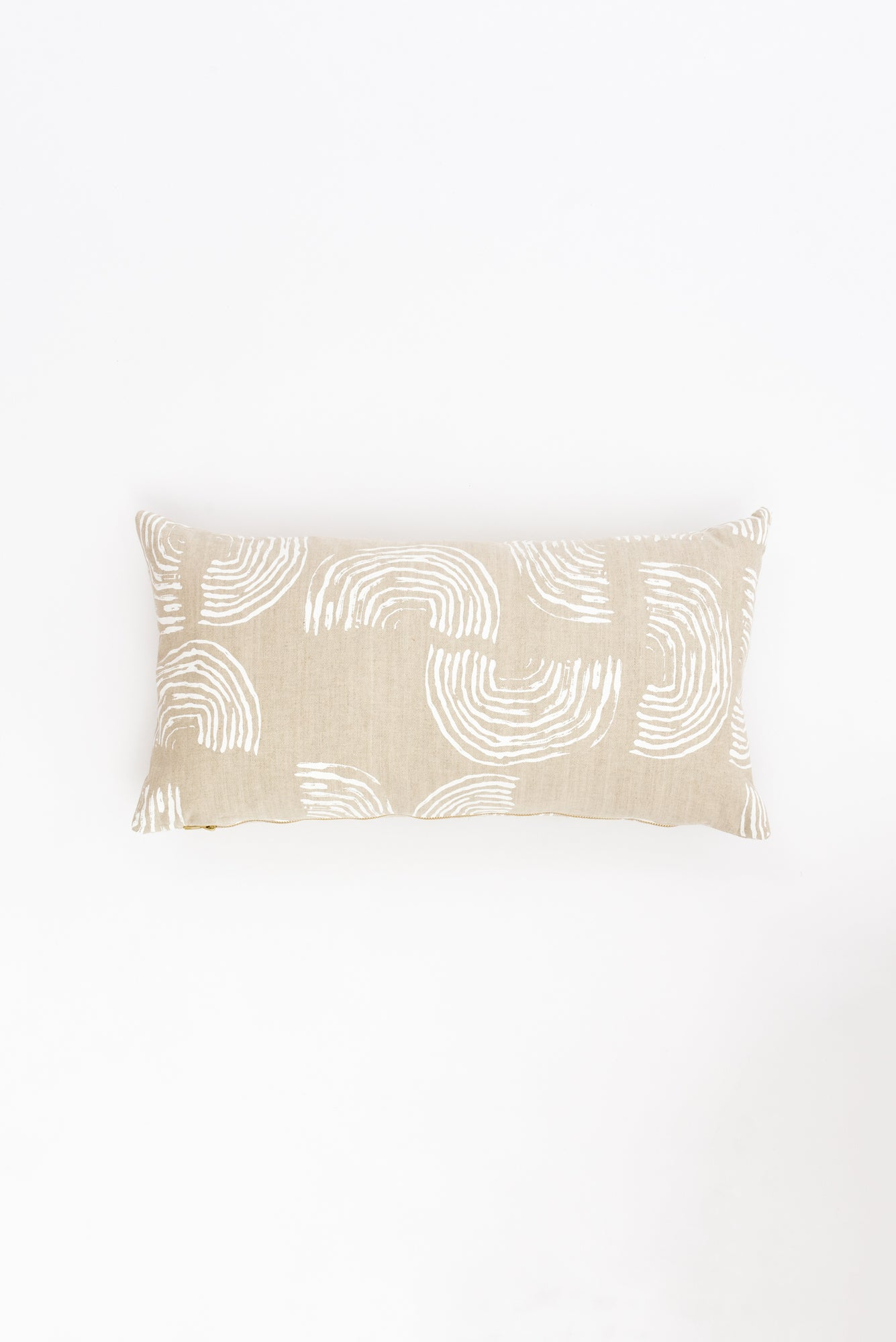 Squiggles Bolster Pillow