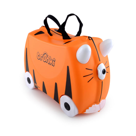 Trunki - Children's Ride-On Suitcase - Tipu Tiger