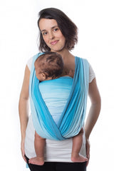 Chimparoo Woven Wrap Baby Carrier in Alizee