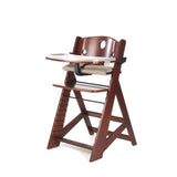 KEEKAROO Hight Right High Chair in Mahogany