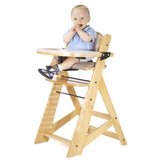 KEEKAROO Hight Right High Chair in Natural