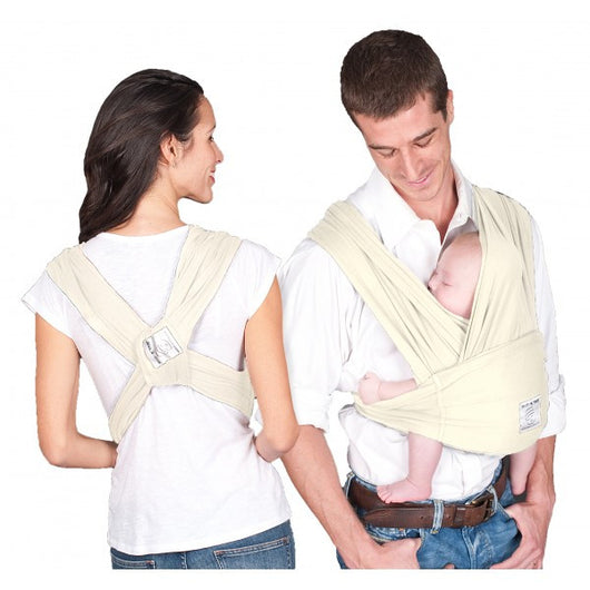 26f7c40745f Baby K tan Organic Cotton Baby Carrier – On The Go Baby ~ Online ...