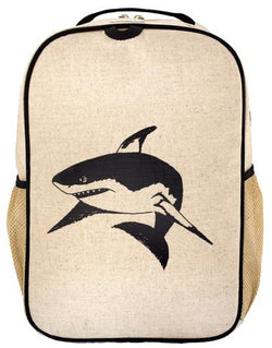 SoYoung Grade School Backpack - Black Shark