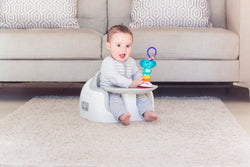 BUMBO Multi Seat in Cool Grey