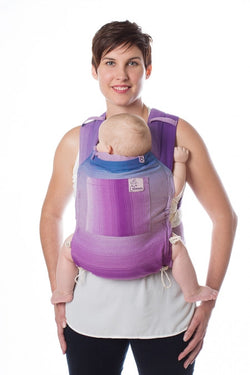 Chimparoo Mei Tai (MEH DAI) Baby Carrier in Amethyst