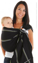 Chimparoo Ring Sling Baby Carrier in Jazz