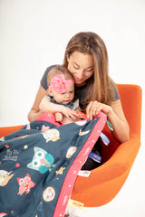 Wee & Charming - Baby Charm Blanket - Deluxe Package