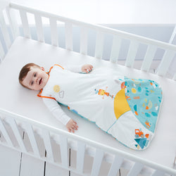 Grobag - Baby Sleeping Bag in Folk Farm (size 0-6 months)
