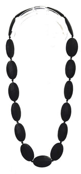 Gumeez - Jules Teething Necklace in Black