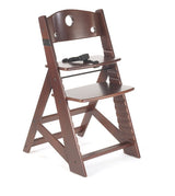 KEEKAROO Height Right Kids Chair (with 3-point harness) in Mahogany