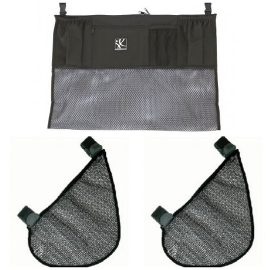 JL Childress Double Stroller Double Cargo Accessory Pack