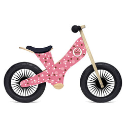 Kinderfeets Retro Bike in Cupcake