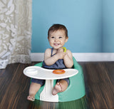 Bumbo Floor Seat in Aqua Lifestyle Photo