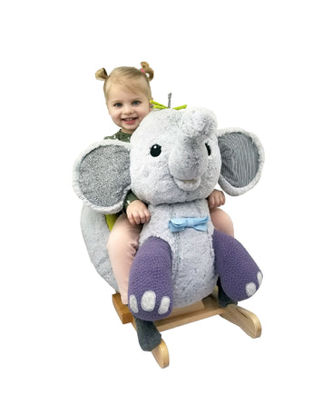 Gerardo's Toys Little Rocker, elephant