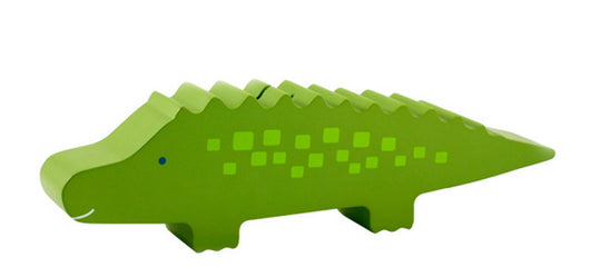 Pearhead Wooden Banks - Alligator