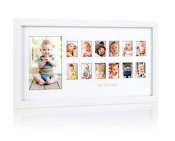 Pearhead Babyprints Photo Moments Frame