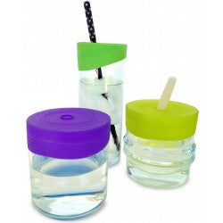 Silikids Siliskin Straw Top (3 pack)