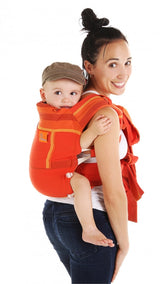 Chimparoo Mei Tai (MEH DAI) Baby Carrier in Sol