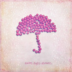 Sweet Gumball Cards - Sweet Baby Shower