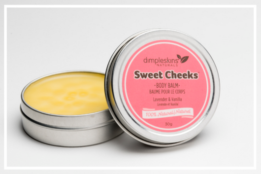 Dimpleskins Naturals Sweet Cheeks Body Balm