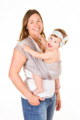 Chimparoo Wrap Air-O Baby Carrier in Gray