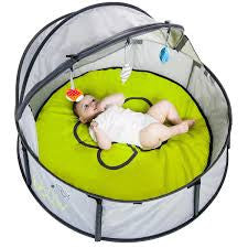 bbluv Nidö 2 in 1 Travel Bed & Play Tent