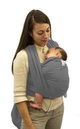 Chimparoo Woven Wrap Baby Carrier in Luna