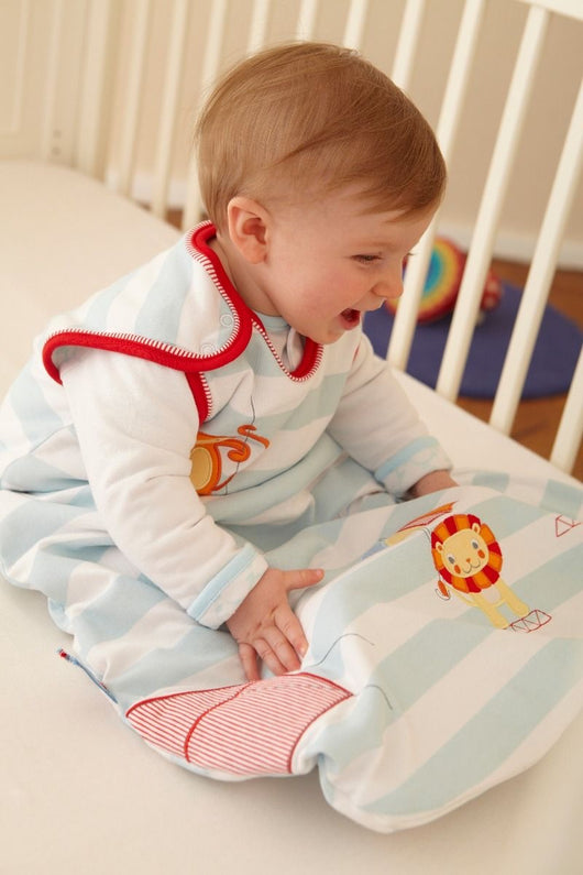 Grobag - Baby Sleeping Bag in Sleepy Circus