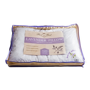 BEST IN REST™ Lavender Pillow