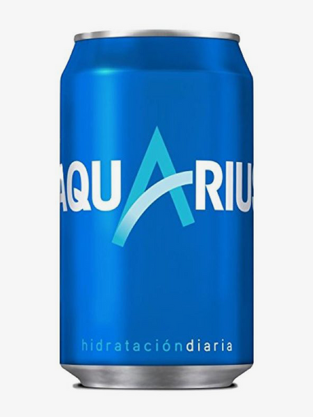 Aquarius Limón 330ML