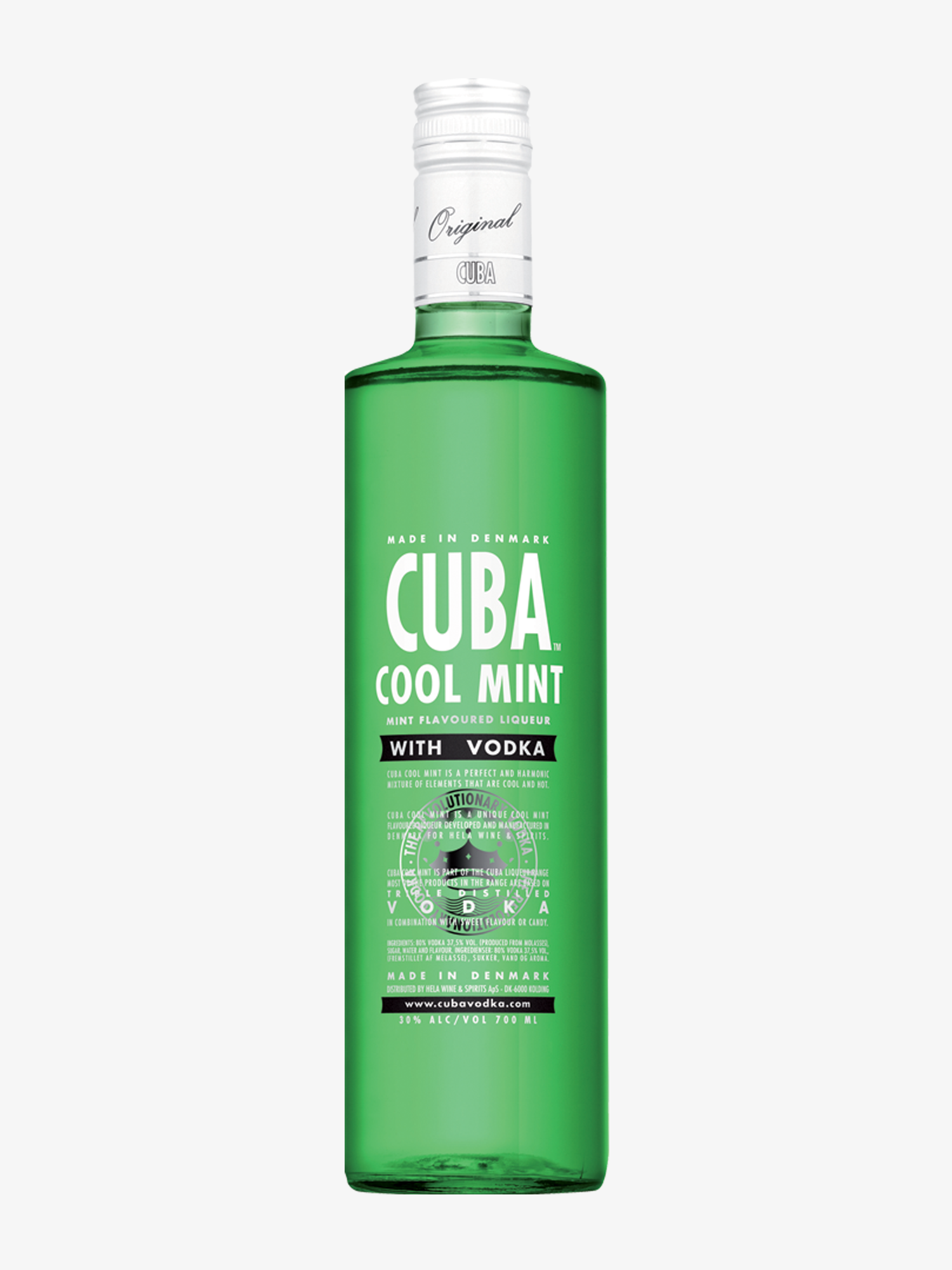 CUBA COOL MINT VODKA 30%