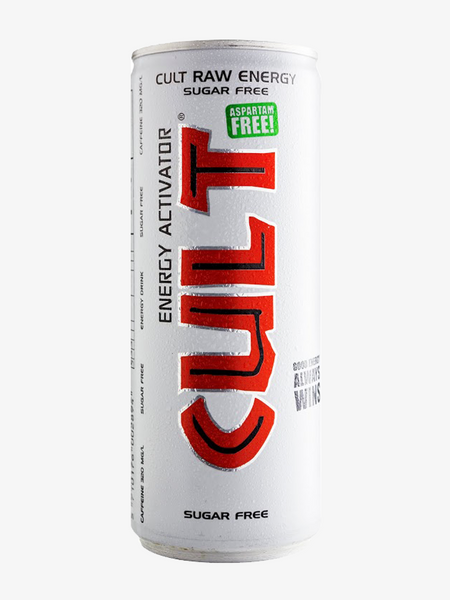 Cult Sugarfree Energy drink 250ml