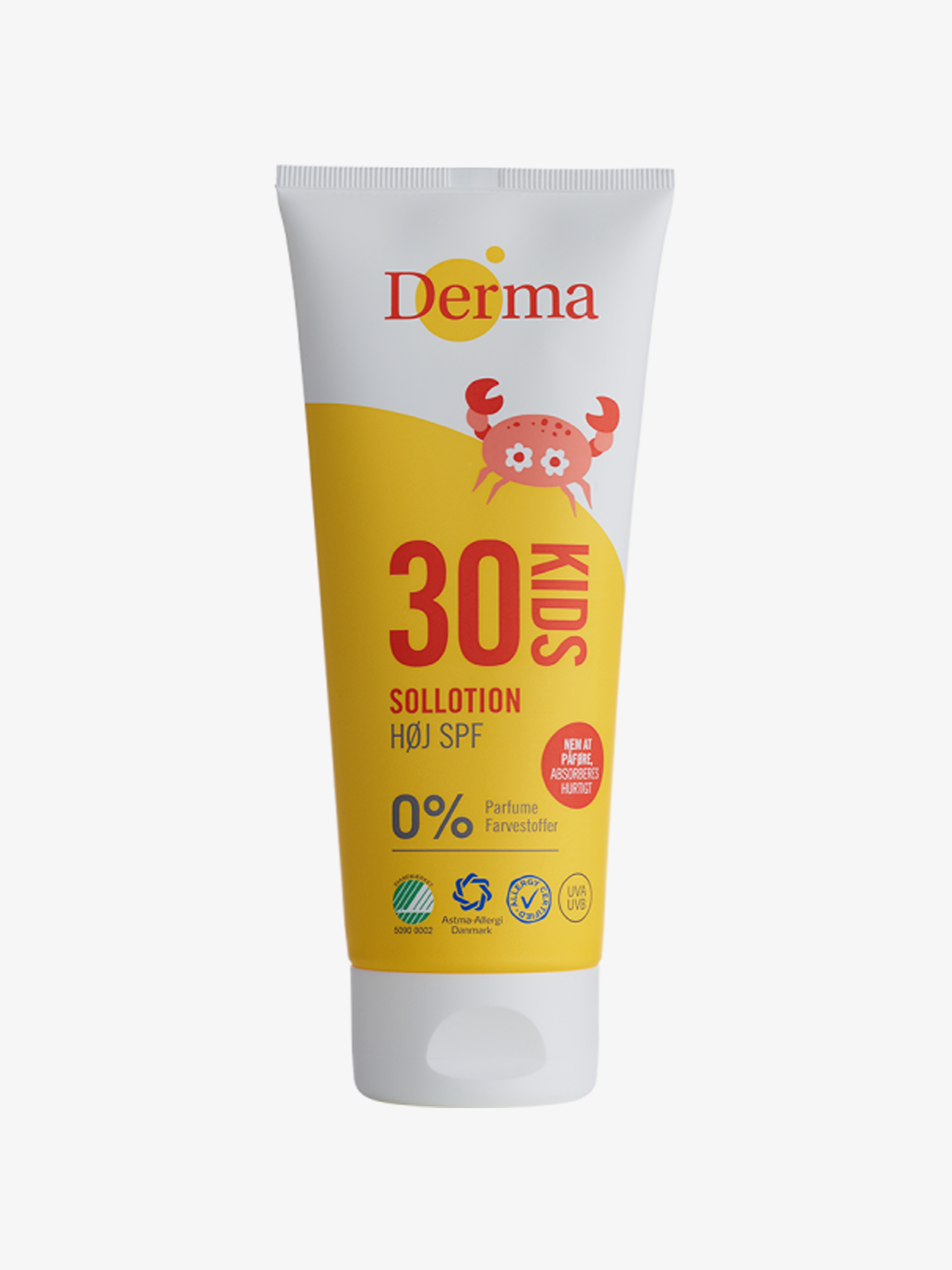 DERMA AFTERSUN LOTION KIDS 30