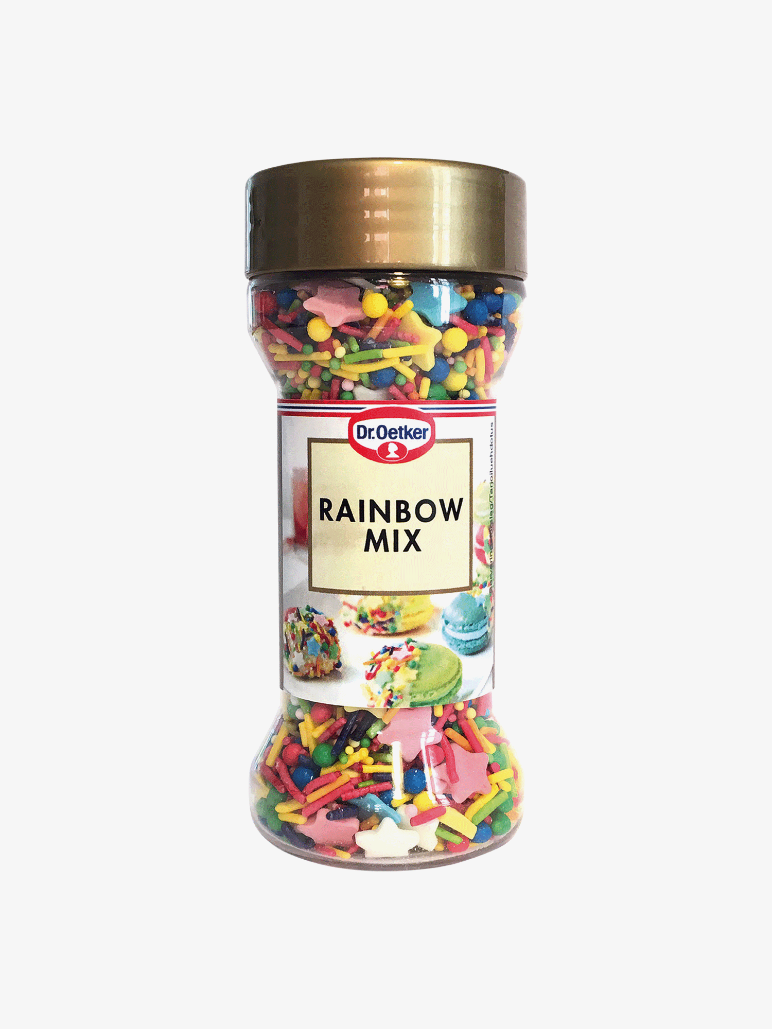 Dr. Oetker Rainbow Mix