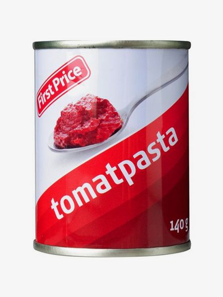 First Price Tomatpasta