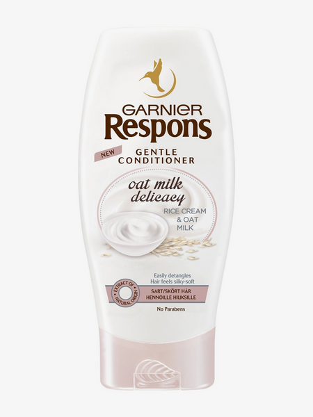 Garnier Respons Gentle Conditioner Oat Milk Delicacy
