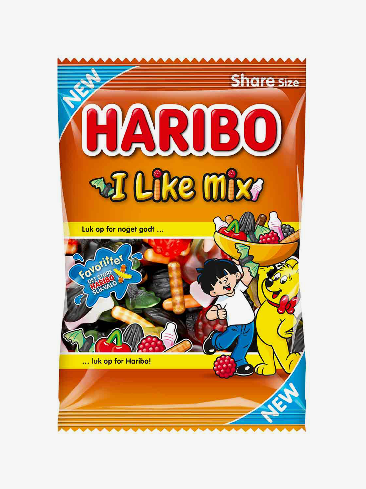 Haribo I Like Mix 375g