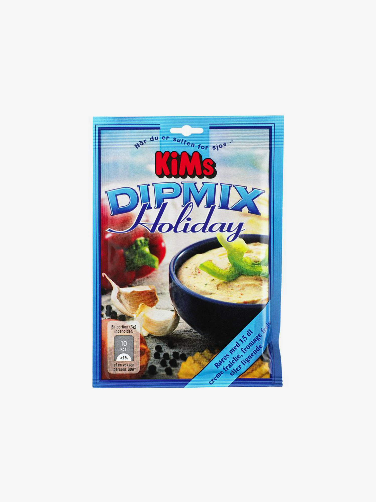 KiMs Dip Mix Holiday 17g