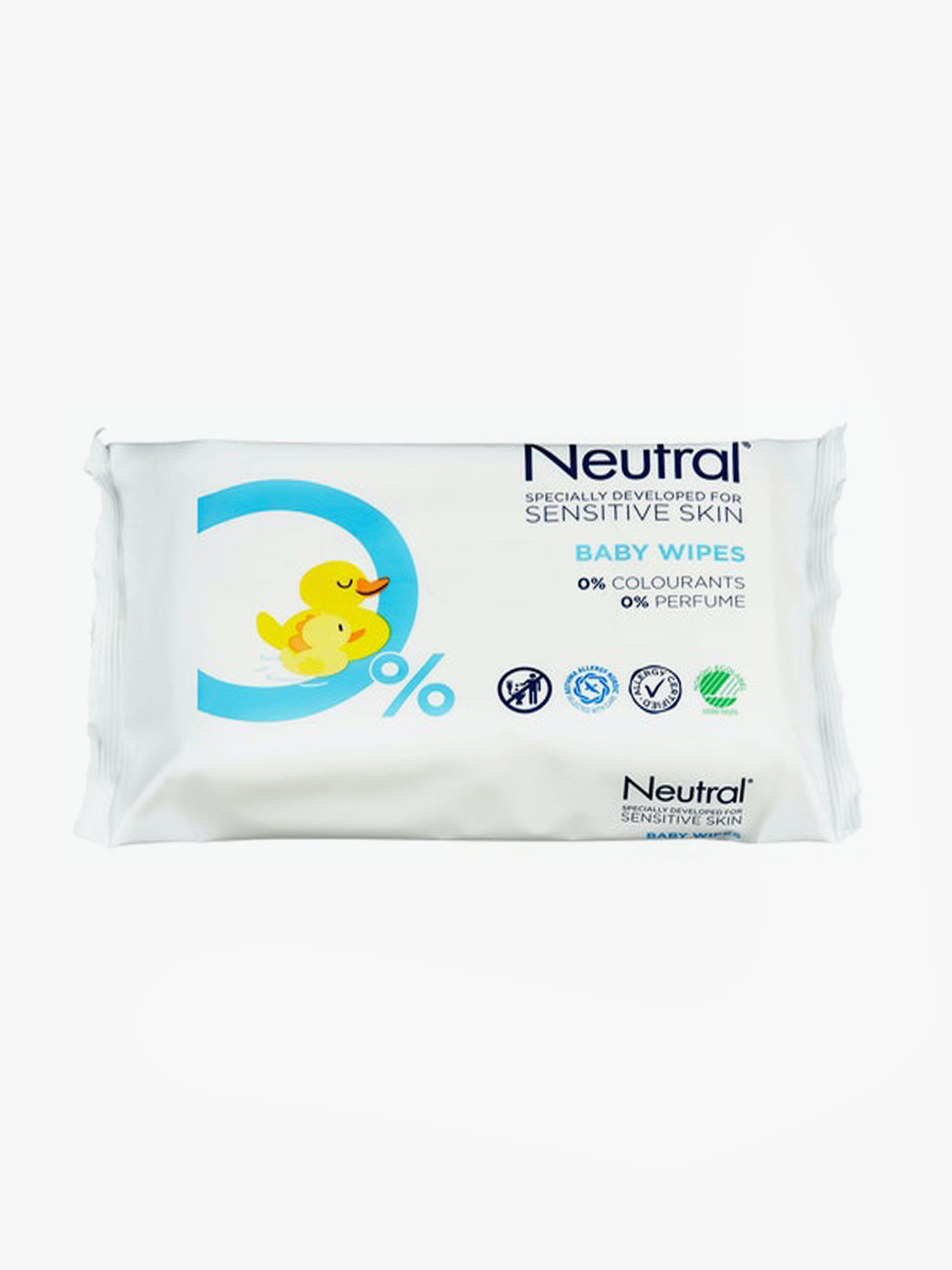 Neutral Baby Wipes Sensitive Skin 63stk