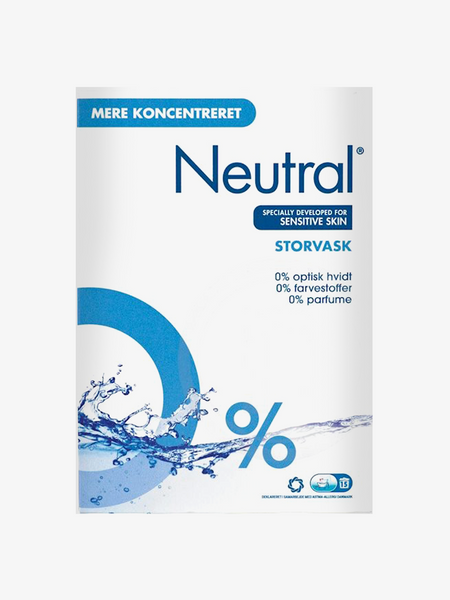 Neutral Vaskepulver Normal