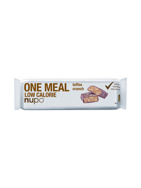 One Meal Toffee Crunch