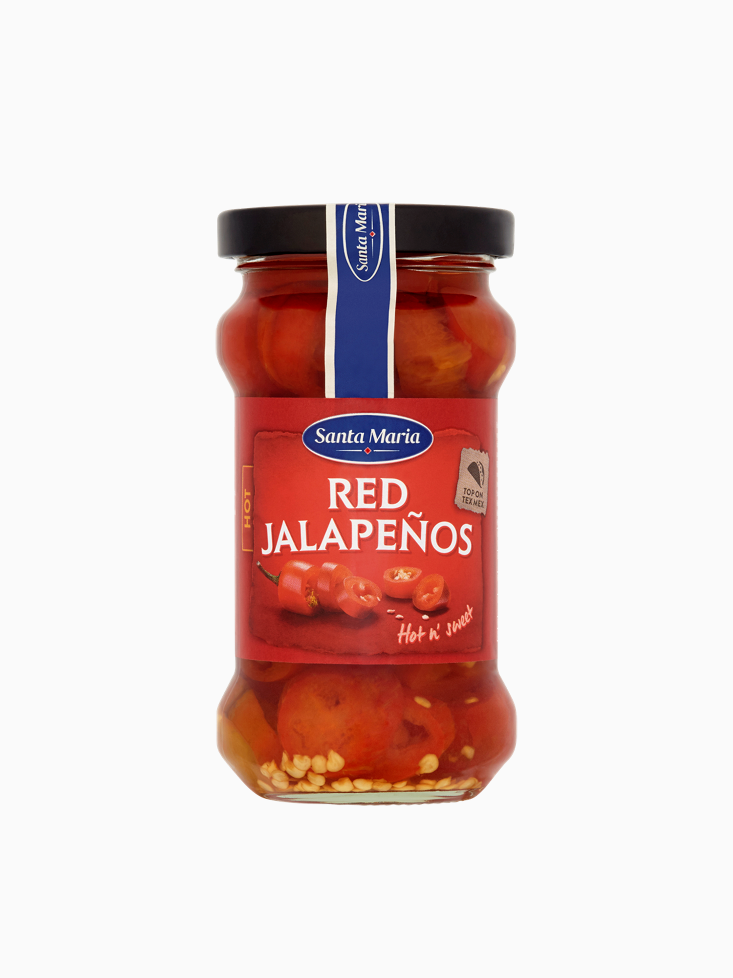 S.M. JALAPENO RED