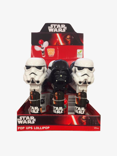 Star Wars Pop ups lollipop